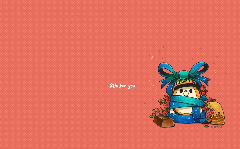 keeny 可爱卡通男孩高清壁纸 第一集-主题壁纸-flyme