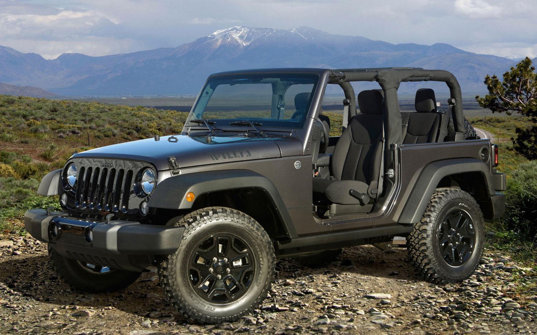 jeep牧马人威利斯图片壁纸图片