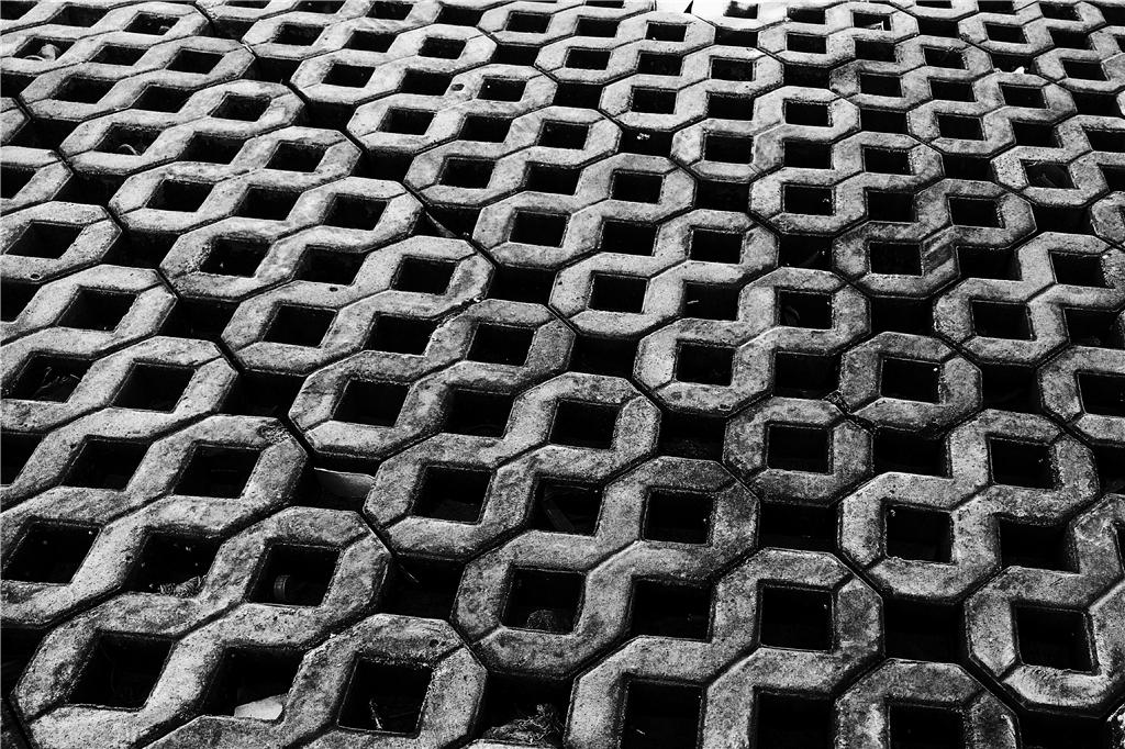 pspingmian路砖素材