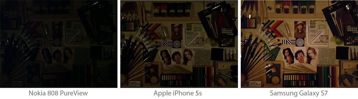 对比三星、华为、苹果的手机成像技术,为何差别那么大? - EDN电子技术设计 - 16.png.png