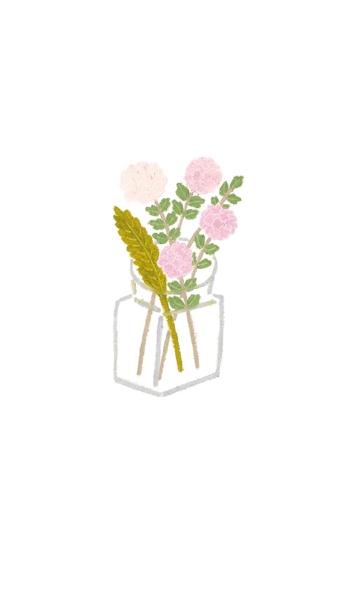 「资源组」极简主义手绘插画【9p】